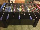 Used Harvard Foosball Table - http://awesomeauctions.net/bar-games/used-harvard-foosball-table/