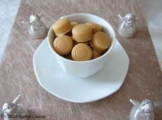 Karine Cuisine: Le bonbon au Dulcey à la ganache au café #chocolat #Pâques
