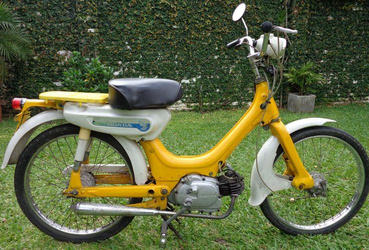 Honda PC50 Corvex modelo 1980. http://www.arcar.org/moto-honda-corvex-67071