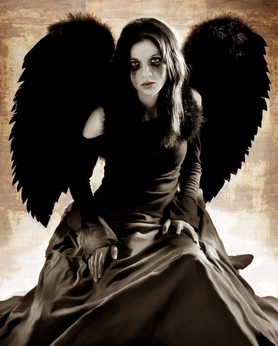 78 best angels and demons images on pinterest angels and demons fallen angels and anime - Gothic fallen angel pictures ...