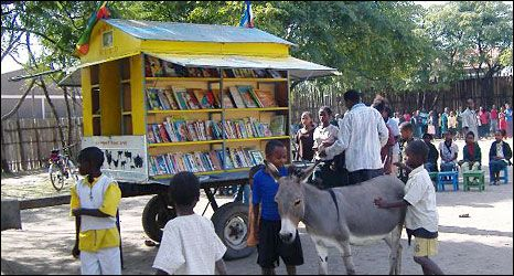 10 Must See Mobile Libraries | Tinyme Blog
