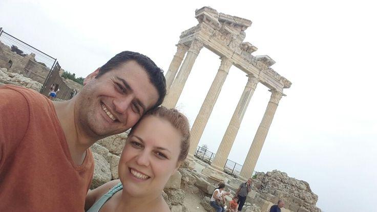 #side #Antalya #Turkey #Apollon #Apollplontapınağı