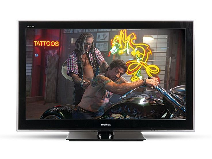 Toshiba 46SL753 review | Toshiba release a new Freeview HD TV with built-in media player Reviews | TechRadar