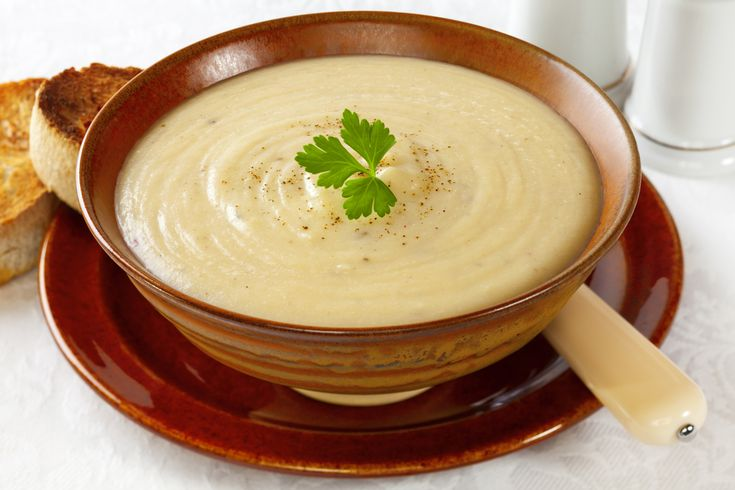 Heavenly Creamy Cauliflower Soup In The Soup Maker. From RecipeThis.com