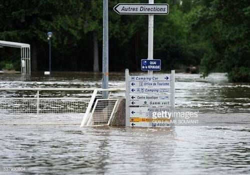 07-21 This picture taken on June 3, 2016, shows panels... #montrichard: 07-21 This picture taken on June 3, 2016, shows… #montrichard