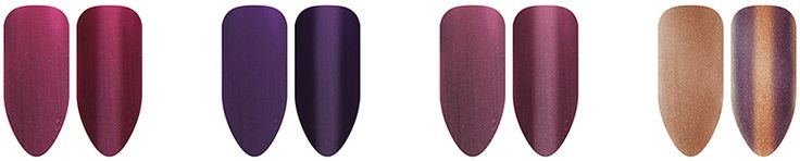 Evo by Bio Sculpture ~ Iron Ladies, get the effect with the Evo magnet