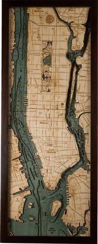Below the Boat - Manhattan