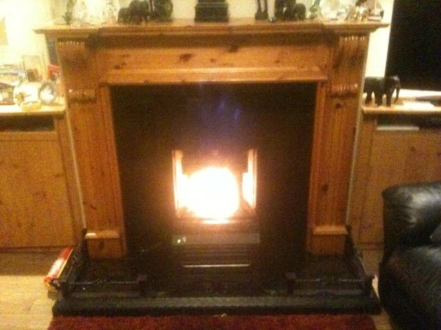 Do you know the name of the  best #FireplaceAppliance in #Galway? It is #EcoGrate - a fuel saving eco friendly fireplace accessory available through the Online...