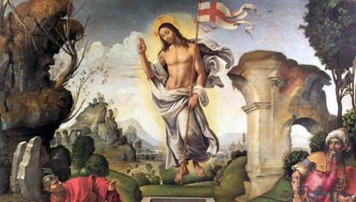 Pescatori di uomini: Il Signore è risorto! Vi precede in Galilea! Allel...