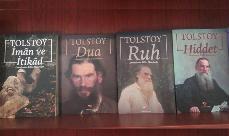 Tolstoy'un 5 Kitabı İlk Kez Türkçe'de! - Edebiyat Haber Portalı