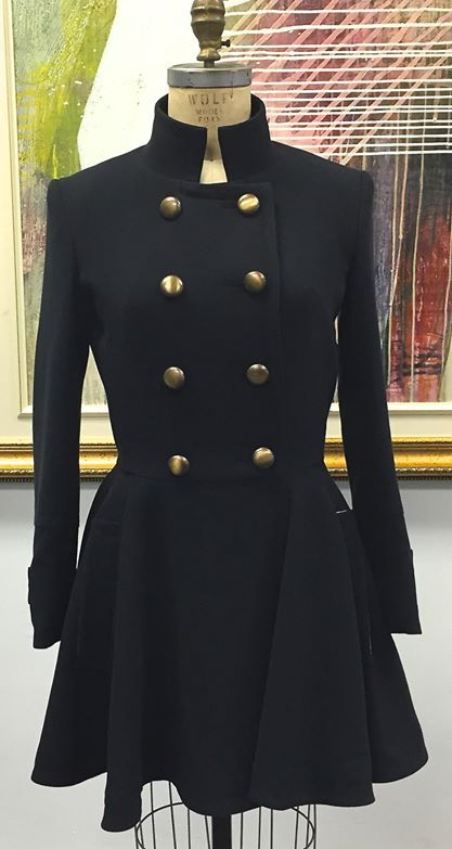 just received my coat LOVE IT!!!! http://www.Amabilefashion.com/