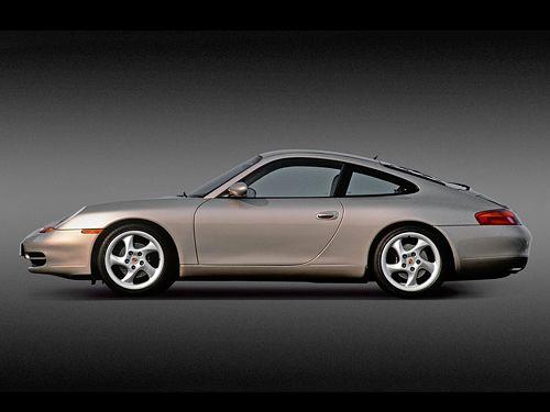 2000 Porsche 911 996 - my ride.