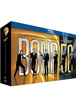 James Bond 23bdbox , 149 €