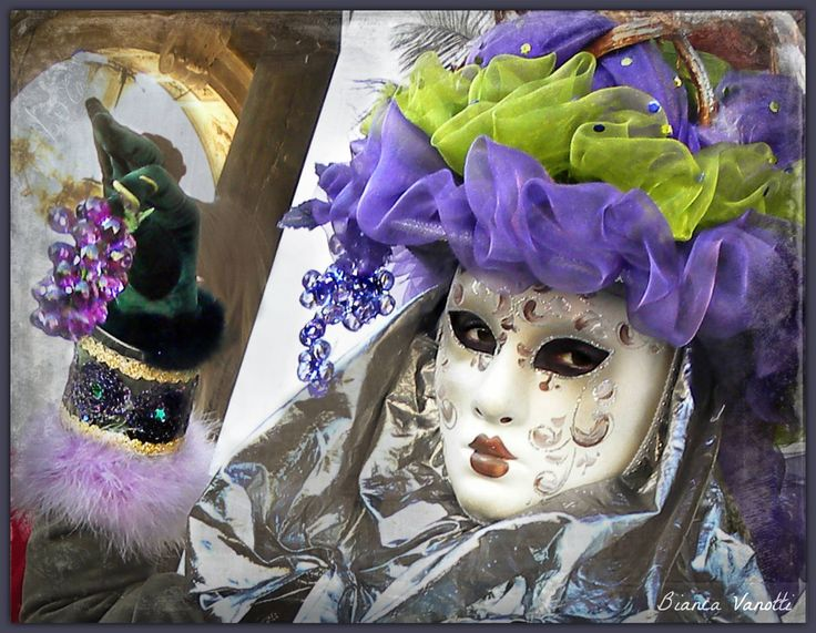 Carnevale di Venezia-La volpe e l'uva 2014 - foto Bi.Va