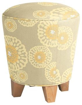 Tulla Tuffet Ottoman contemporary-ottomans-and-cubes
