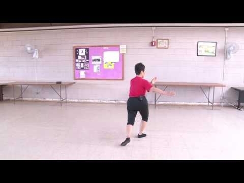 Tai Chi Walk & Intro to Yang 24 everydaytaichi lucy chun Honolulu, Hawaii - YouTube