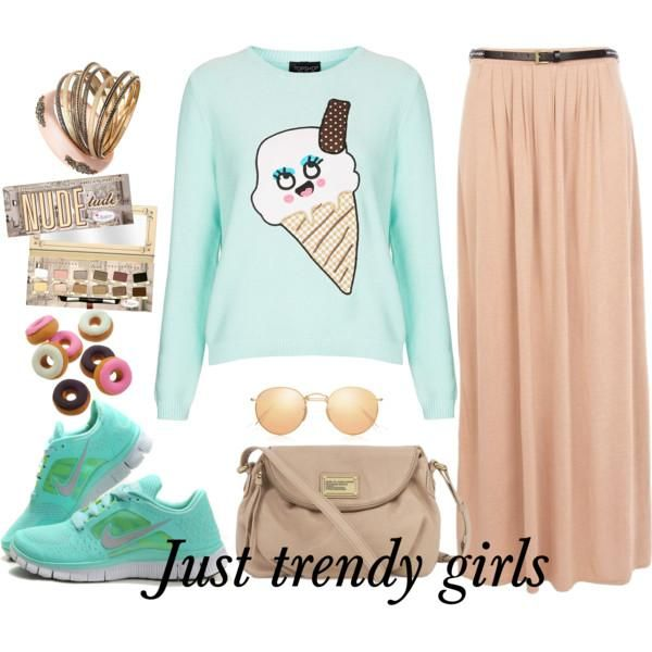 candy sporty outfit Funny t-shirts with maxi skirts http://www.justtrendygirls.com/funny-t-shirts-with-maxi-skirts/