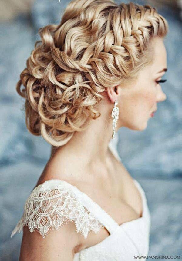 Peinado para boda: