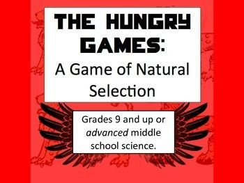 345 best genetics images on pinterest biology lessons ap the hungry games a game of natural selection fandeluxe Images