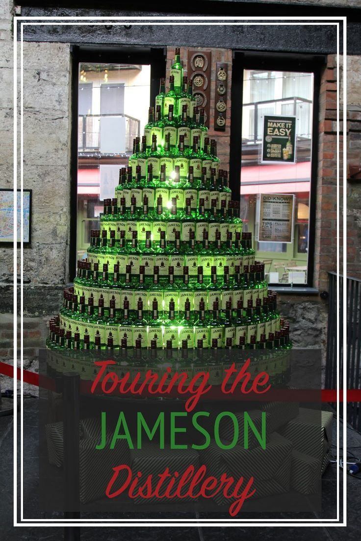 THE TREKKING CAT: Dublin, Ireland: Jameson Distillery Tour | Ireland Travel | Europe | Dublin | Irish Whiskey |