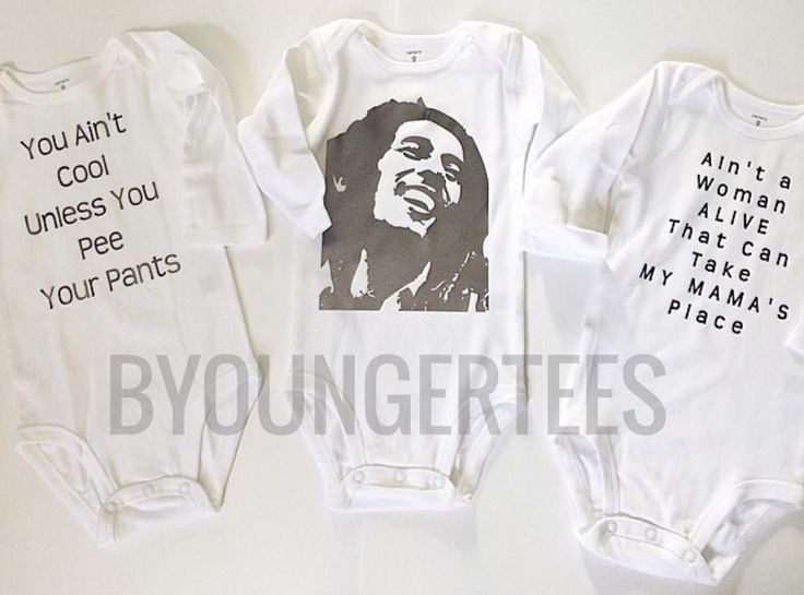 3 Pack Custom Onesies 3/25, Infant, Toddler, Child, Unisex,Bob Marley, Special Occasion, Mothers Day,Mom,Billy Madison, Funny, Movie, 2pac by BYOUNGERTEES on Etsy