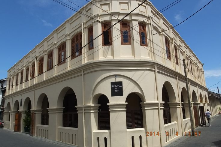 hotel fort printers galle