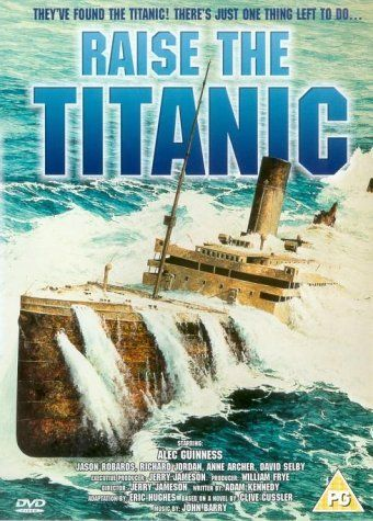 Raise the Titanic by Clive Cussler - the first of his stories I ever read, but certainly not the last. Phenomenal.