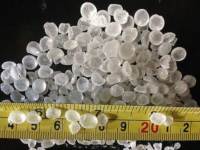 4 lbs Kristalex 3100 Water Clear Resin Plastic Pellets Free Priority Shipping | eBay