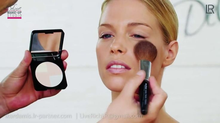 Deluxe Make up -  Nude Make Up -  English