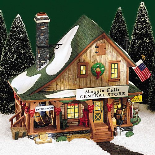 256 best department 56 village wishlist images on pinterest dept 56 new england moggin falls general store mint in box 56602 ebay publicscrutiny Image collections