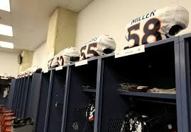 denver locker room