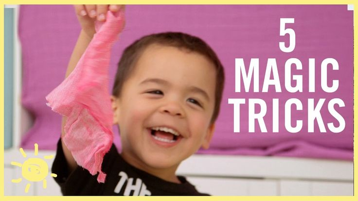 Your kids will love performing these awesome tricks with household props you probably already have! Subscribe to WUM for new vids M-W-F!...