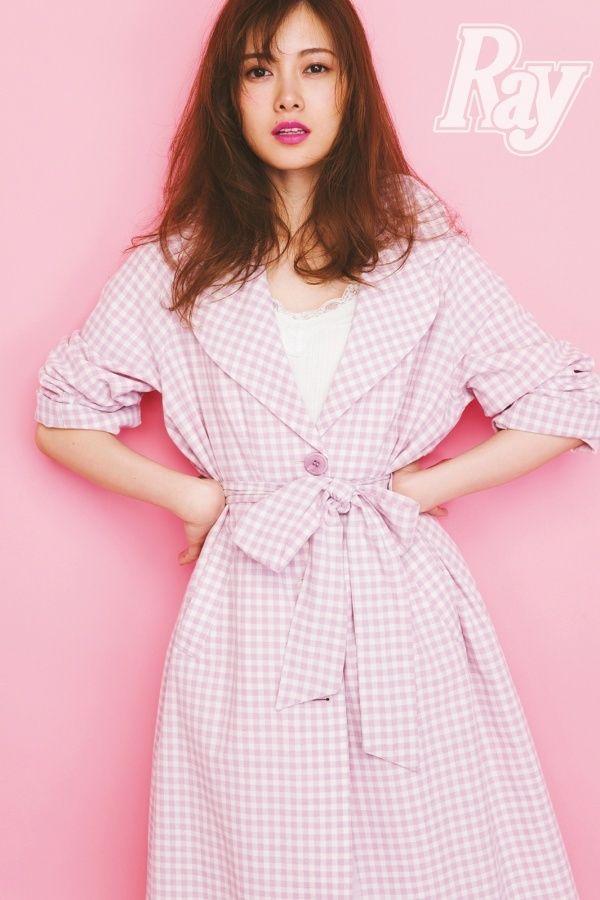 Shiraishi Mai (白石麻衣)