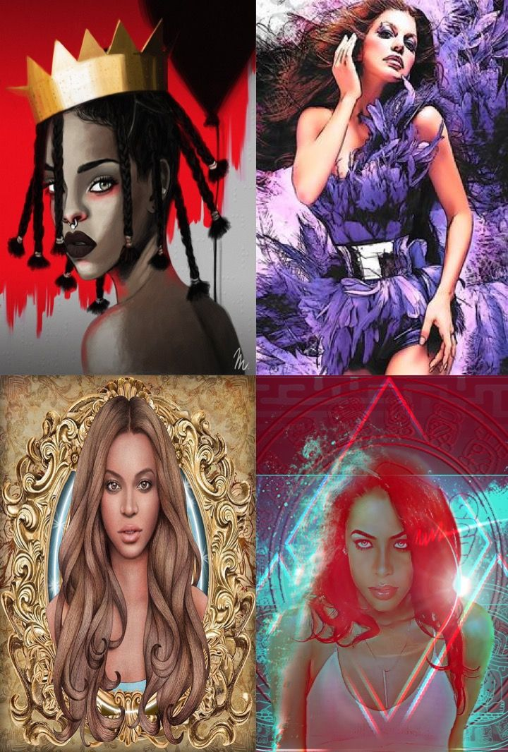 Listicle of some of the most powerful songs of the 2000s. #feminism #feminist #beyonce #fergie #aaliyah #rihanna #listicle
