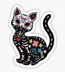 Dia de los Gatos Pegatina