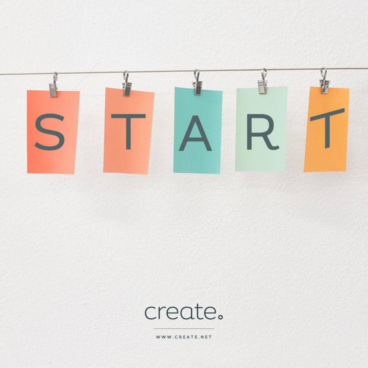 It's fresh new month; a better time than any to make a #start on your #online #business! Let Create help and sign up for a free trial today!