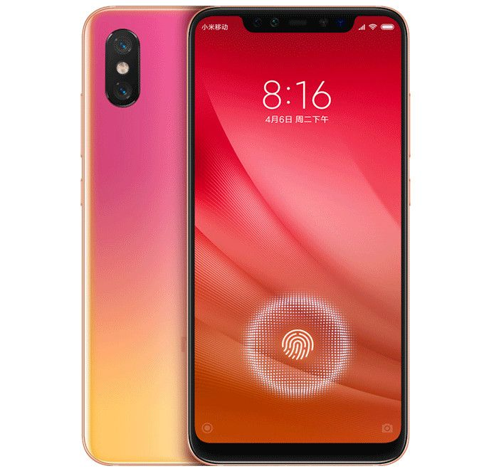 Xiaomi Launches The Mi 8 Lite And Mi 8 Pro With Gradient Back In China Xiaomi Smartphone Phablet