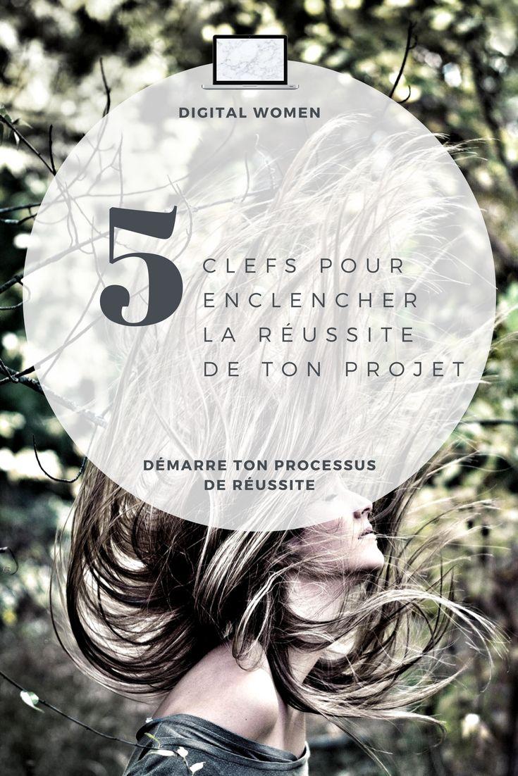 5 clefs pour enclencher la réussite de ton projet
