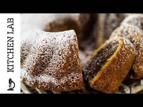 Marble Cake | Akis Petretzikis