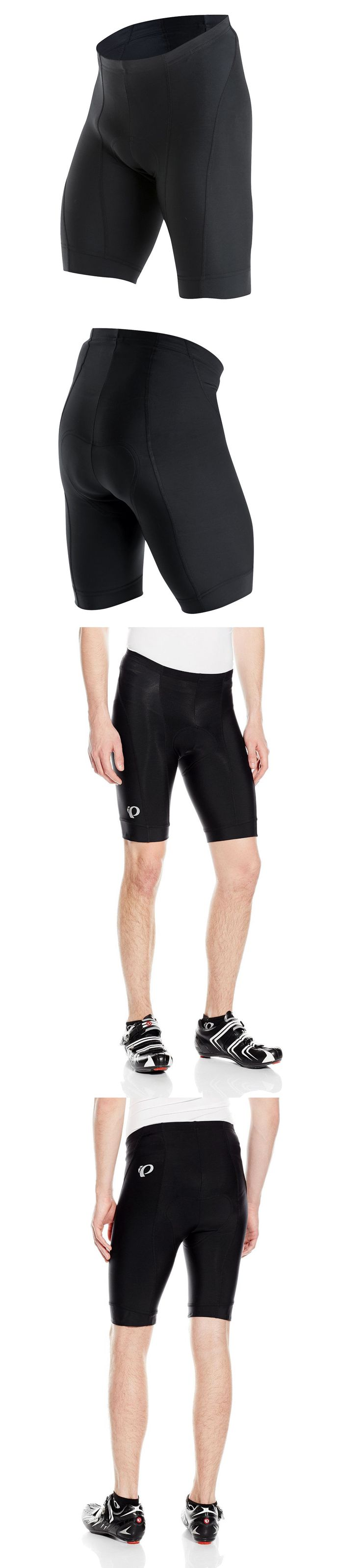 Shorts 177853: New Pearl Izumi Ride Mens Pursuit Attack Padded Cycling Short Bike Black Large L -> BUY IT NOW ONLY: $53.95 on eBay!