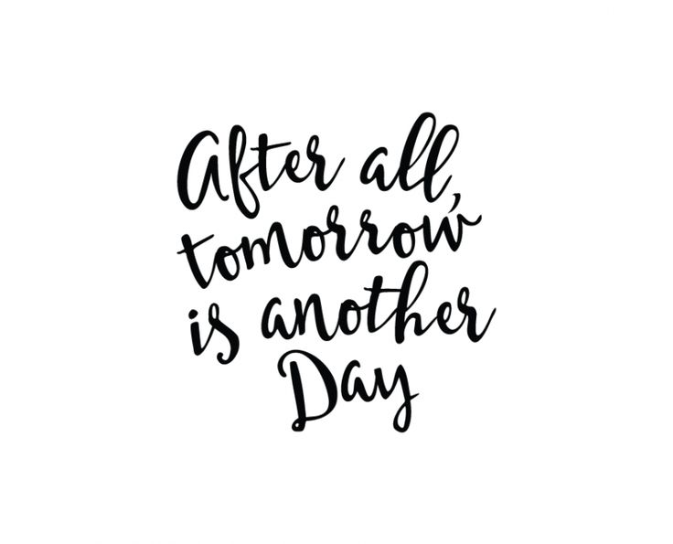 Tomorrow is Another Day - disney.fandom.com