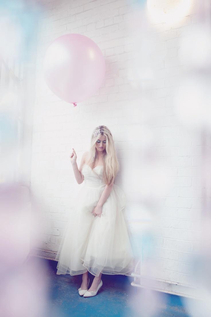 That @Emma Case is a bit good. Shoot for Rachel Simpson Shoes.Dresses Wedding, Wedding Dressses, Emma Cases, Cases Photography, Pastel Pink, Brides, Vintage Wedding Dresses, Bridal Gowns, Balloons