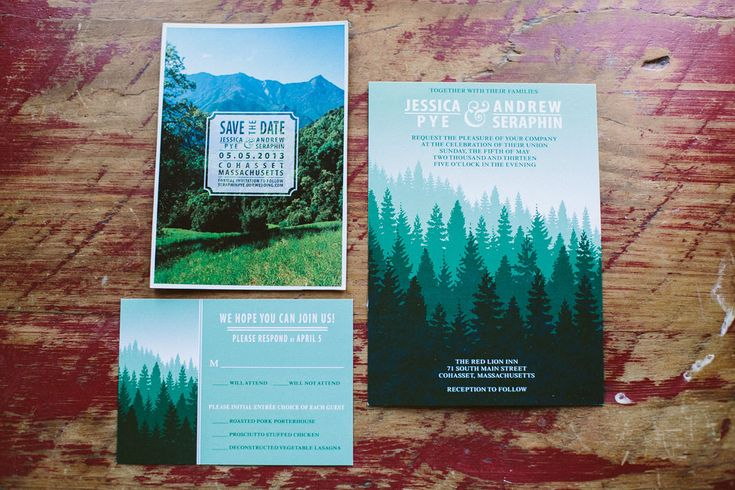 Yosemite Wedding Invitations: 17+ Best Images About National Park Wedding On Pinterest