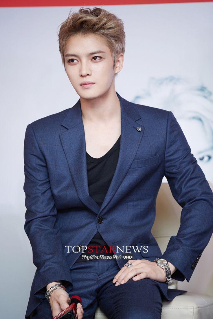 Kim Jaejoong | Press Con. for 2014 JYJ Concert in Beijing 140822