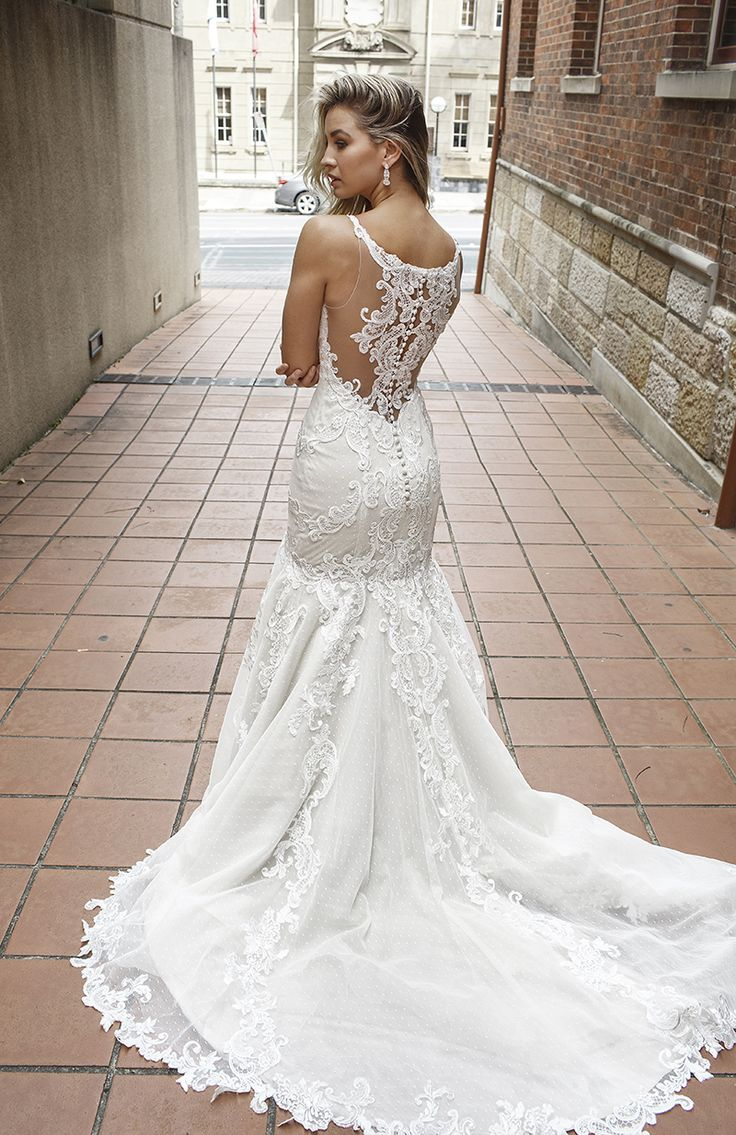 104 best Mia Solano | 2017 Collection images on Pinterest | Bridal ...