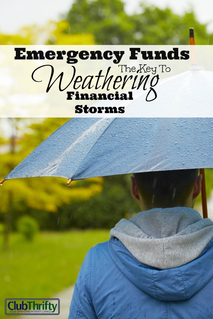 Emergency funds the key to weathering financial storms finance tips personal