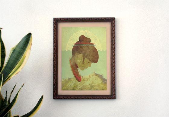 SNORGIO MORODER - Portret lover