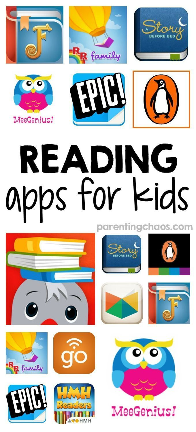This Pin Gives Teachers And Parents Reading Apps For Students To Use They Give The A Good Descrip Kids App Reading Programs For Kids Reading Websites For Kids What are some good reading websites