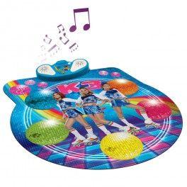 K3 Dansmat Roller Disco Roller disco, Makeup spiegel, Disco
