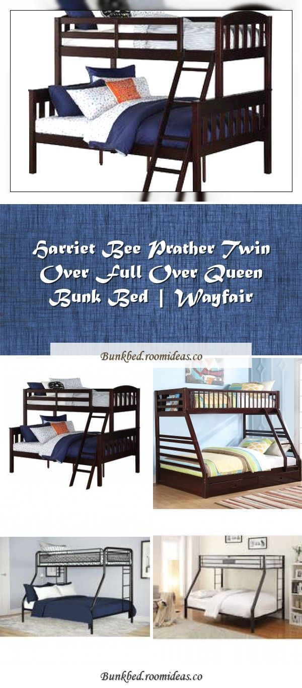 Acme Furniture 37425 Jason XL Twin over Queen Bunk Bed